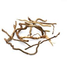 Spiderwood Twigs of 15-25 cm, 100 grams