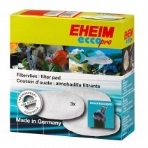EHEIM Ecco filter mat, white (3pcs)
