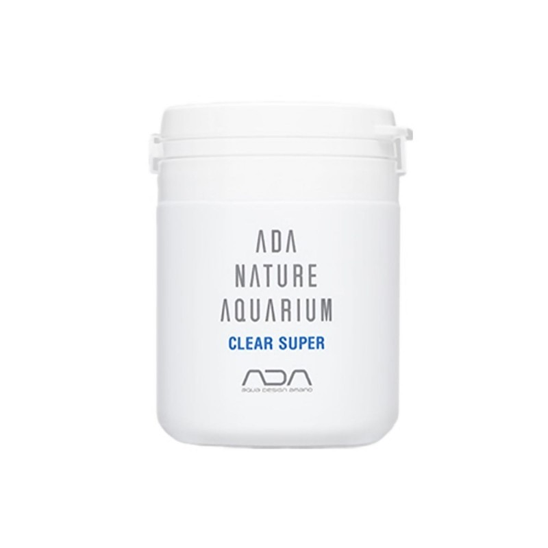 ADA Clear Super - promotes growth of beneficial bacteria in the aquariumbodem