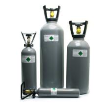 CO2 bottle - Full, refillable CO2 bottle for CO2 fertilization in the aquarium