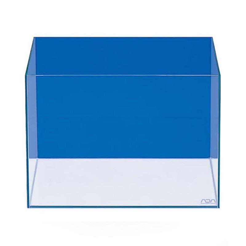 ADA Achterwandfolie Normaal Blauw - achtergrondfolie voor het aquarium