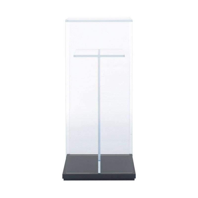 ADA Cube Cabinet Clear for Mini M Aquarium furniture