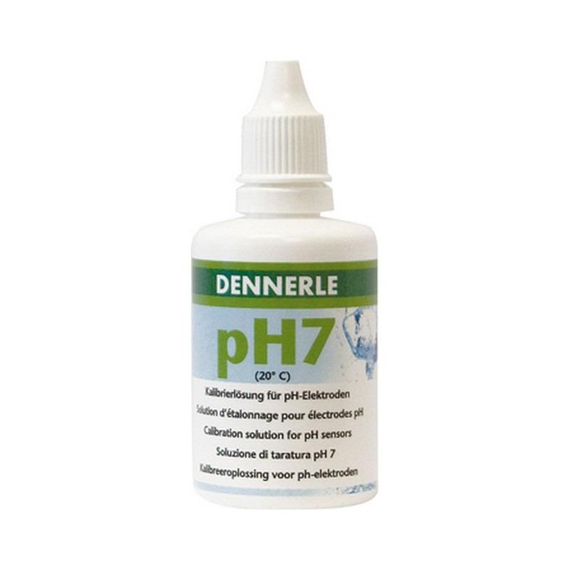 Dennerle IJkvloeistof pH 7 (50ml)