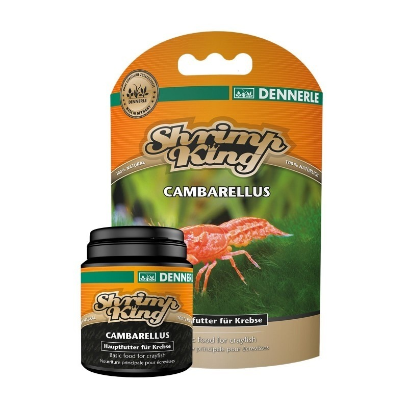 Dennerle Shrimp King Cambarellus crab food
