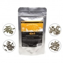 GlasGarten Shrimp Snacks 4 in 1