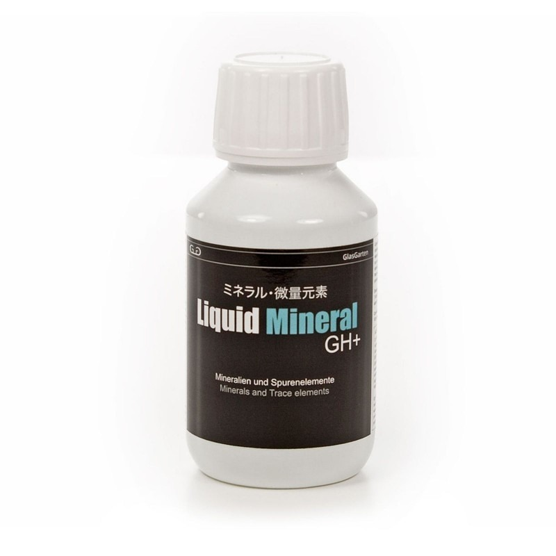 GlasGarten Liquid Mineral GH + 100ml