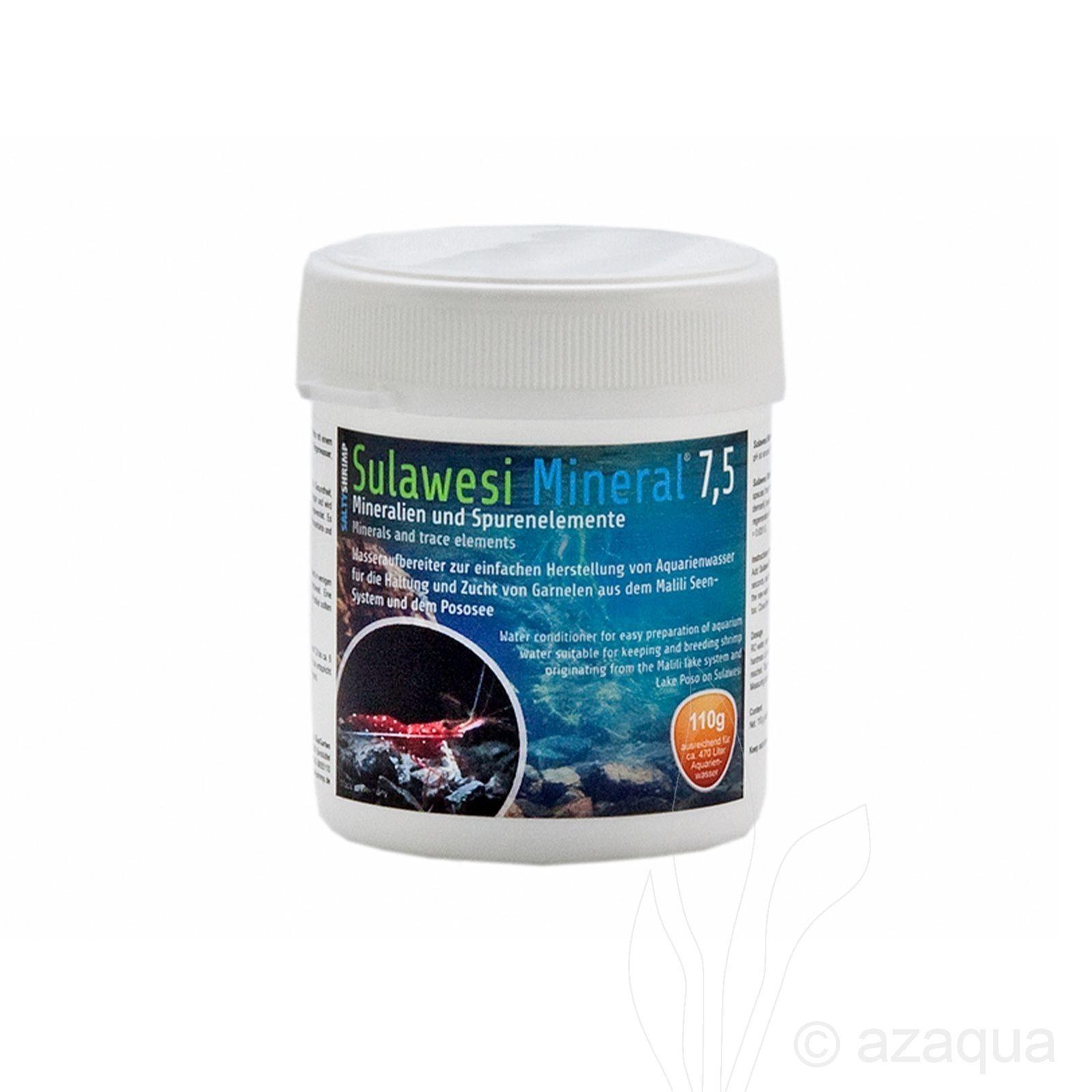 SaltyShrimp Sulawesi Mineral 7.5 110gr
