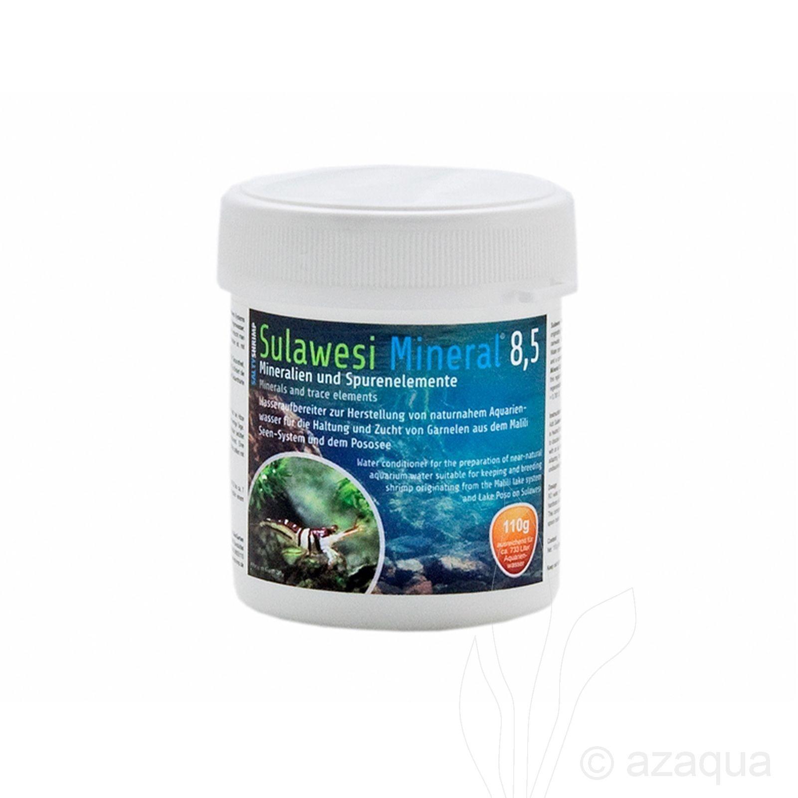 SaltyShrimp Sulawesi Mineral 8,5 110gr