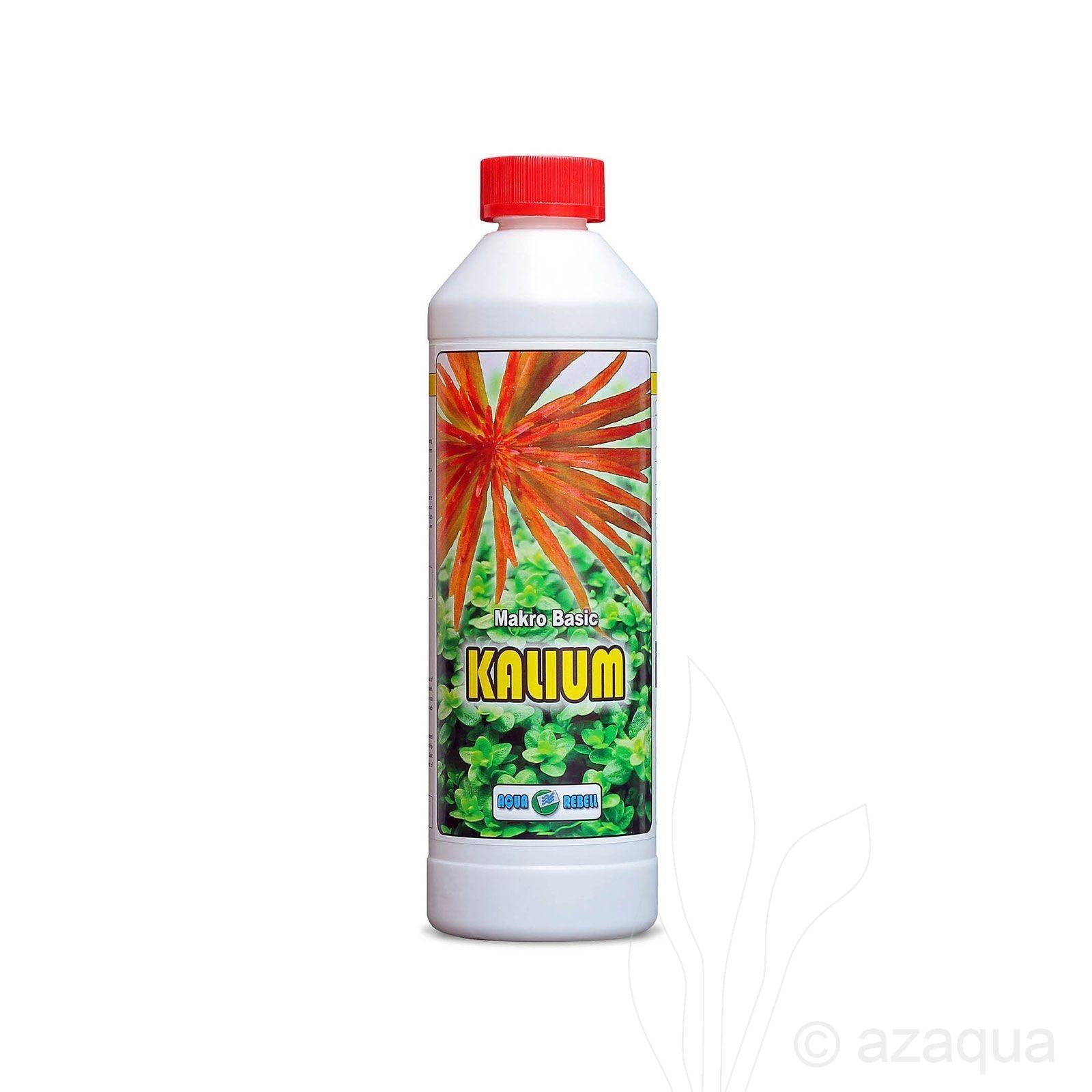 Aqua Rebell Makro Basic - Kalium 500ml - aquariumplanten bemesting