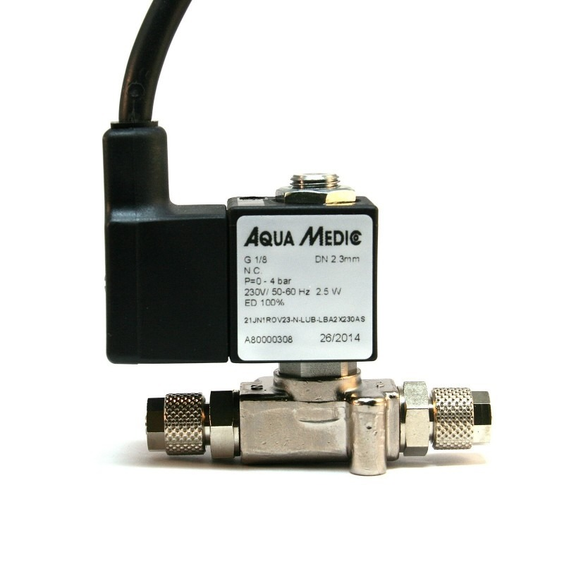 Aqua Medic CO2 Solenoid valve - M-ventil standard