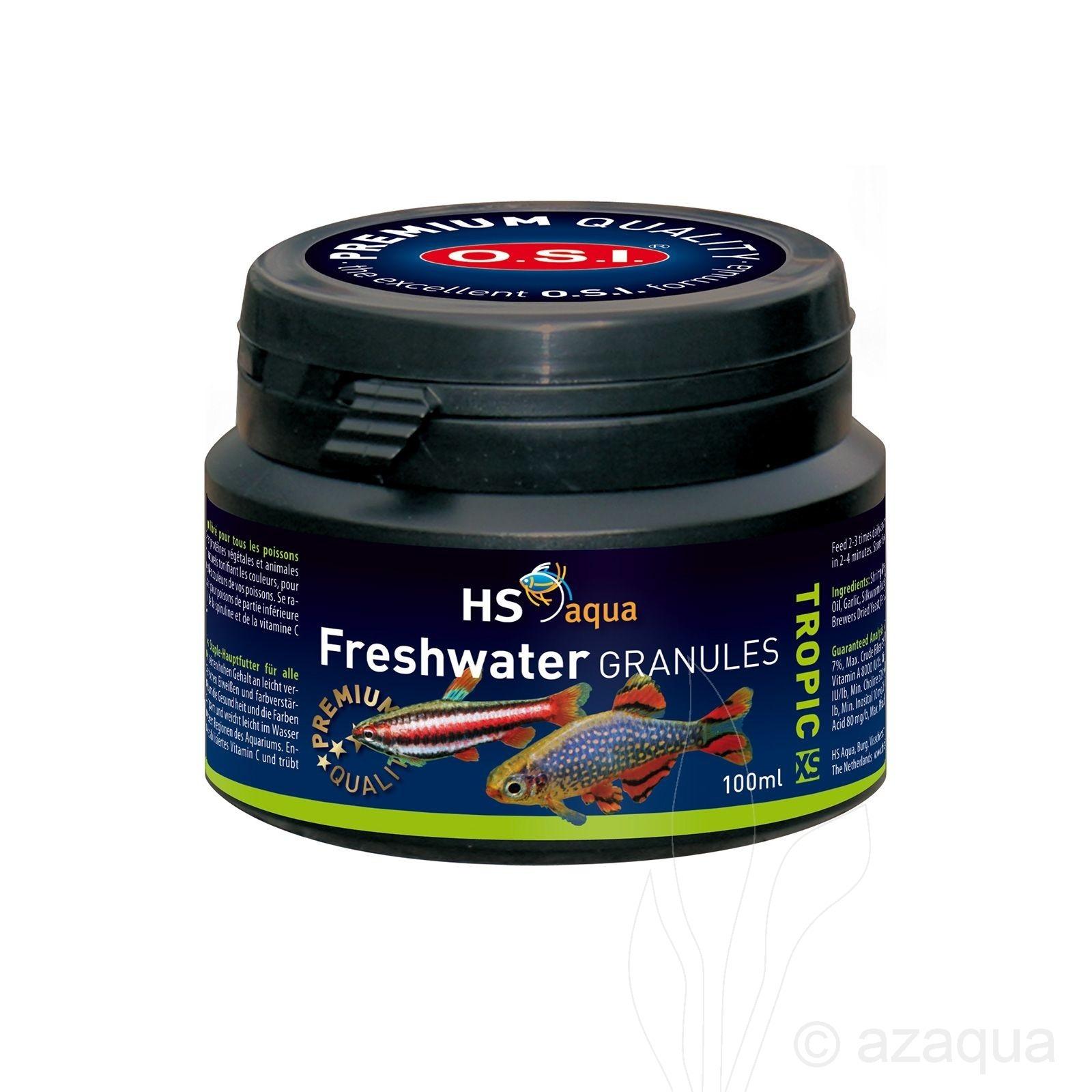 HS Aqua Freshwater Granules XS 100ml