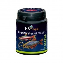HS Aqua Freshwater Granules XS 200ml