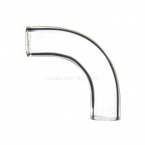 Azaqua Elbow Glass