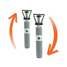 CO2 fles laten vullen (ruilsysteem) 500 gram