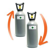 CO2 fles laten vullen (ruilsysteem) 6kg