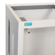 ILA aquarium furniture (60x40x80cm) white