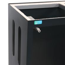 ILA aquarium meubel (75x45x80cm) antraciet