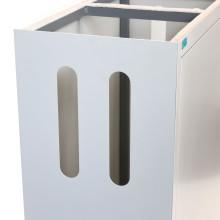 ILA aquarium furniture (30x30x80cm) white