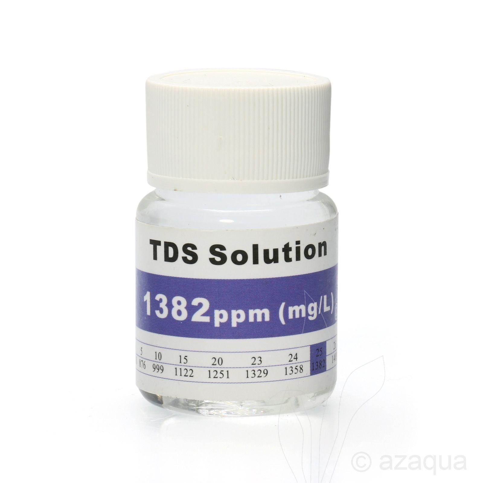 TDS kalibratievloeistof
