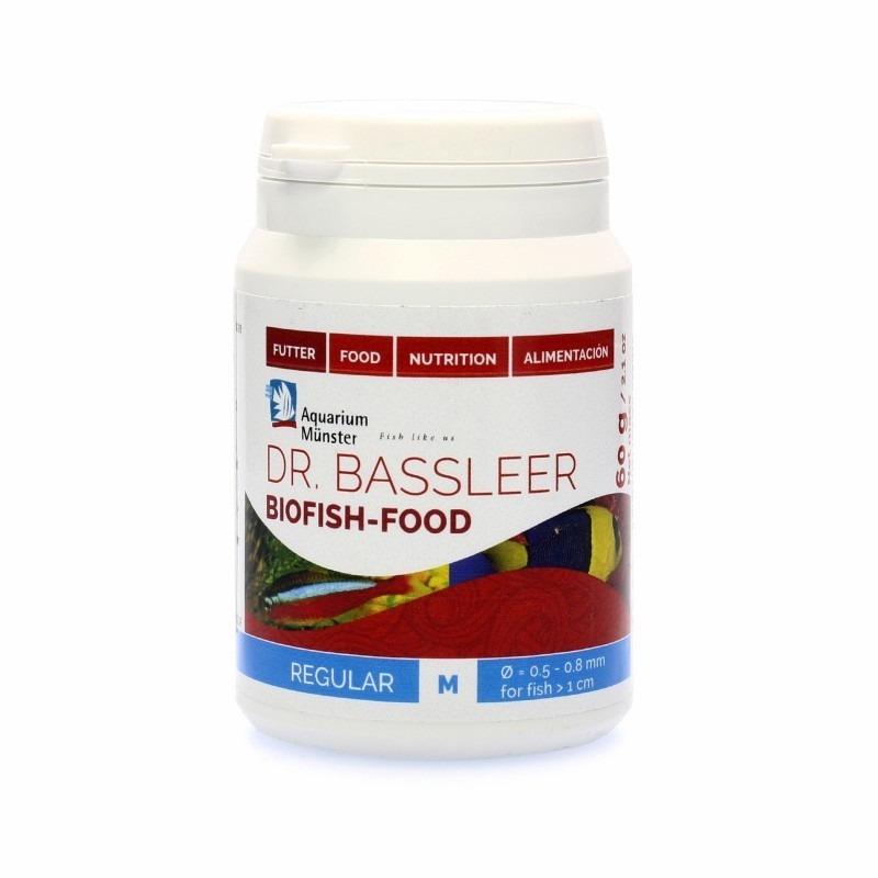 Dr. Bassleer Biofish Food Regular M 60gr