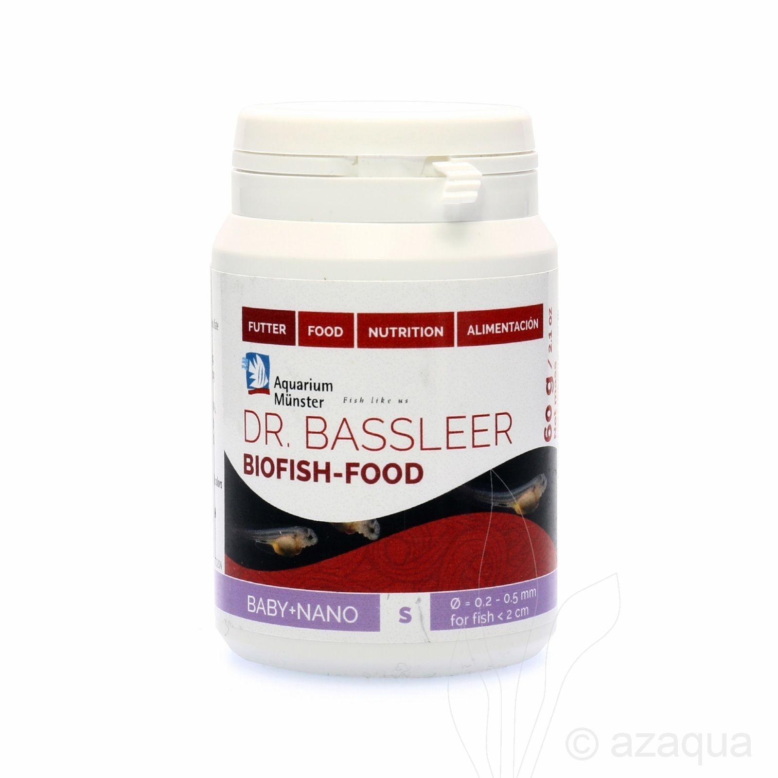 Dr. Bassleer Biofish Food Regular 60gram