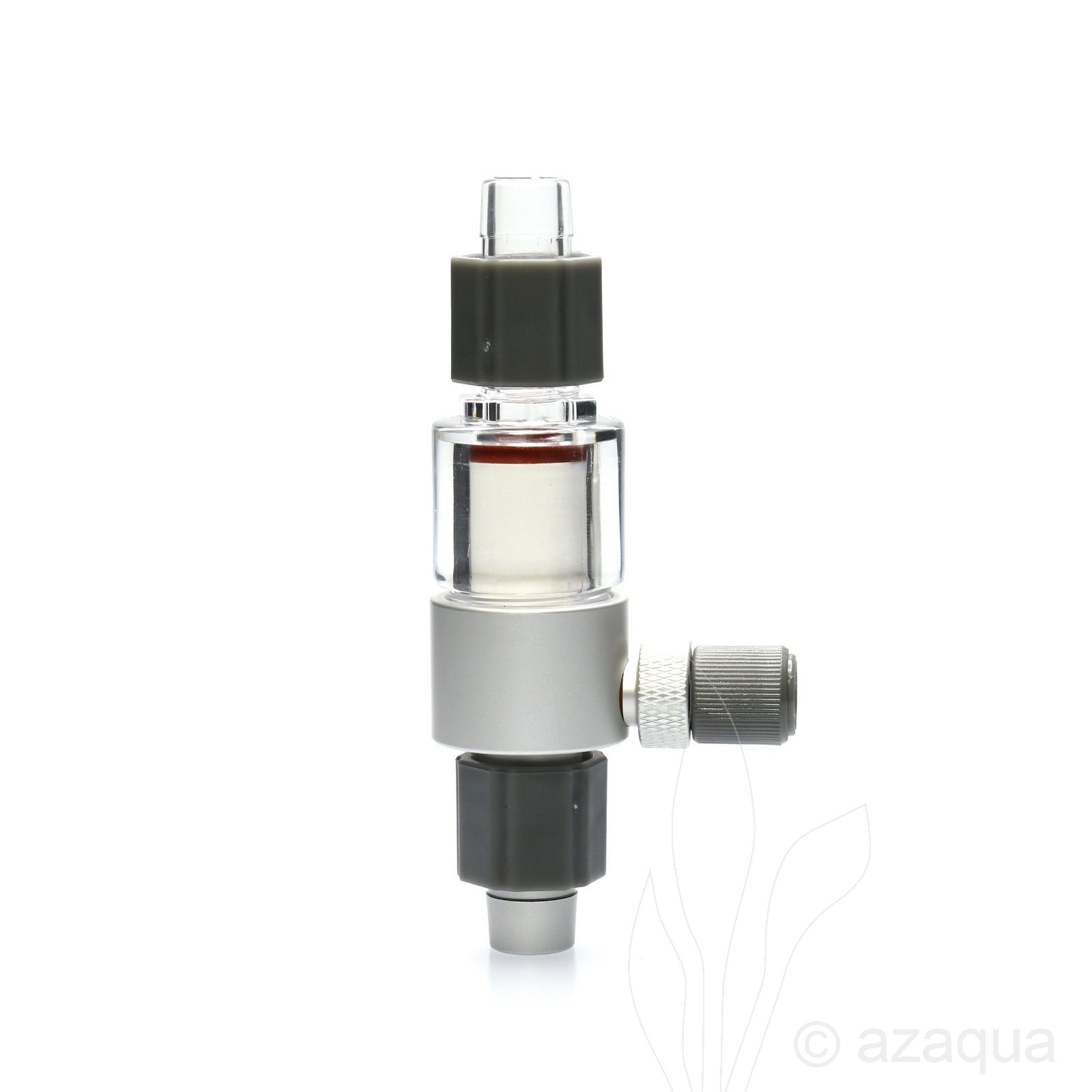 Inline CO2 atomizer