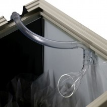 Azaqua Elbow Glass