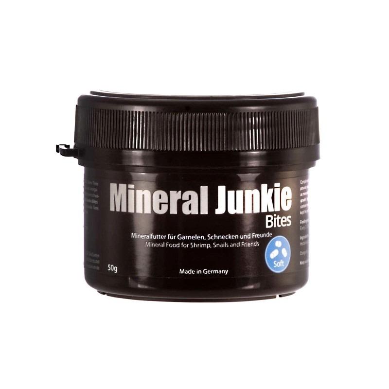 GlasGarten Mineral Junkie Bites 50 gram