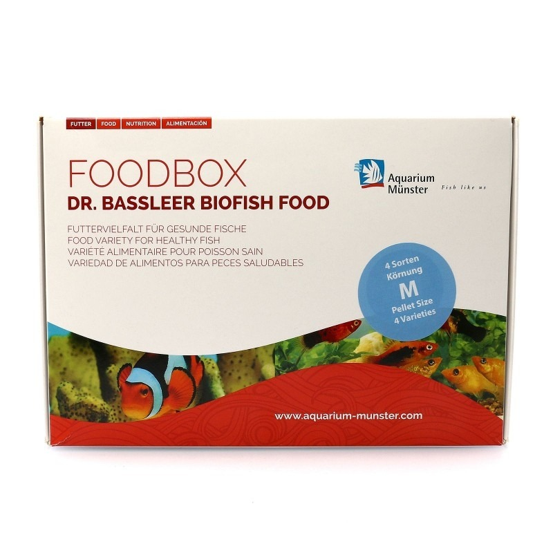 Dr. Bassleer Biofish Foodbox
