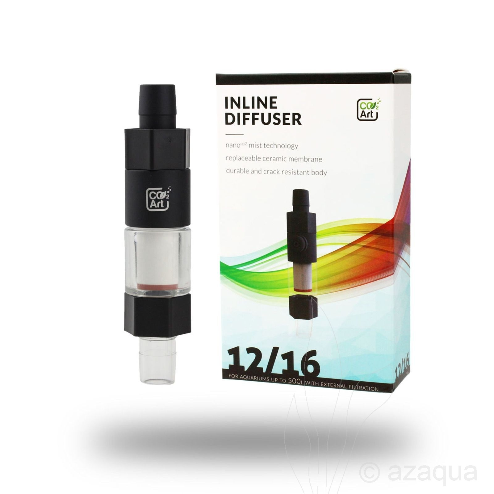 CO2Art NEW Inline Diffuser 12/16 - 13mm