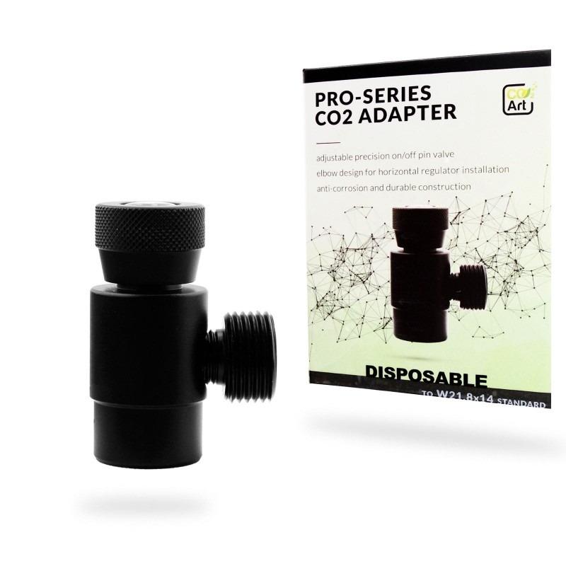 CO2Art Pro-Series CO2 Adapter – Wegwerp
