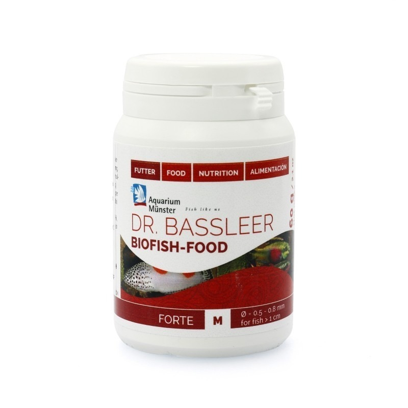 Dr.Bassleer Biofish Food forte