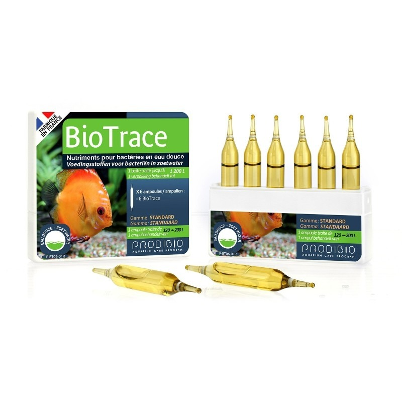 Prodibio BioTrace 6 ampullen