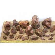 ADA Kei Stone 25kg S-L size - NAT - stenen voor het aquarium