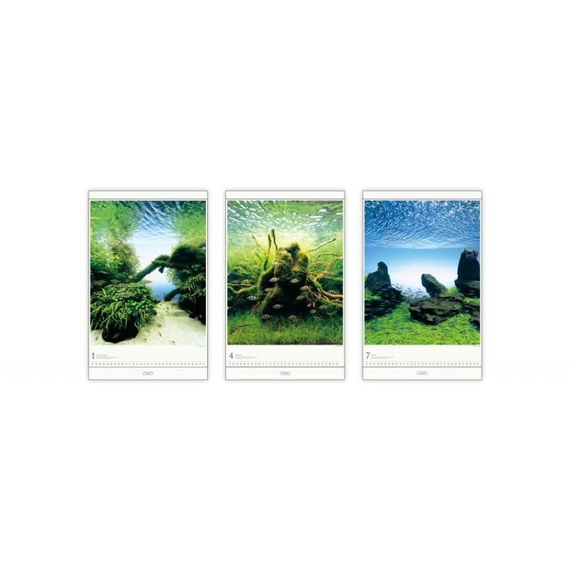 ADA Nature Aquarium Calendar 2015