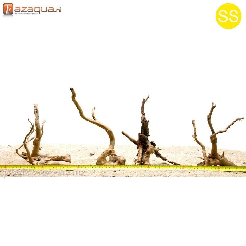 Spiderwood / Redmoor Wood SS per stuk - hout voor het aquarium