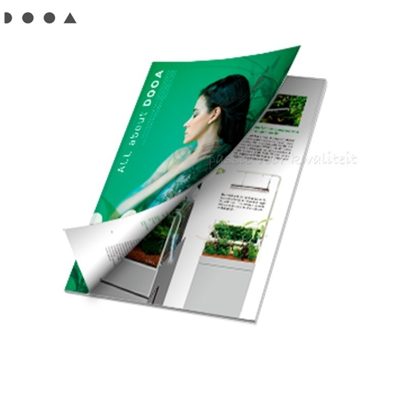 DOOA Style Book