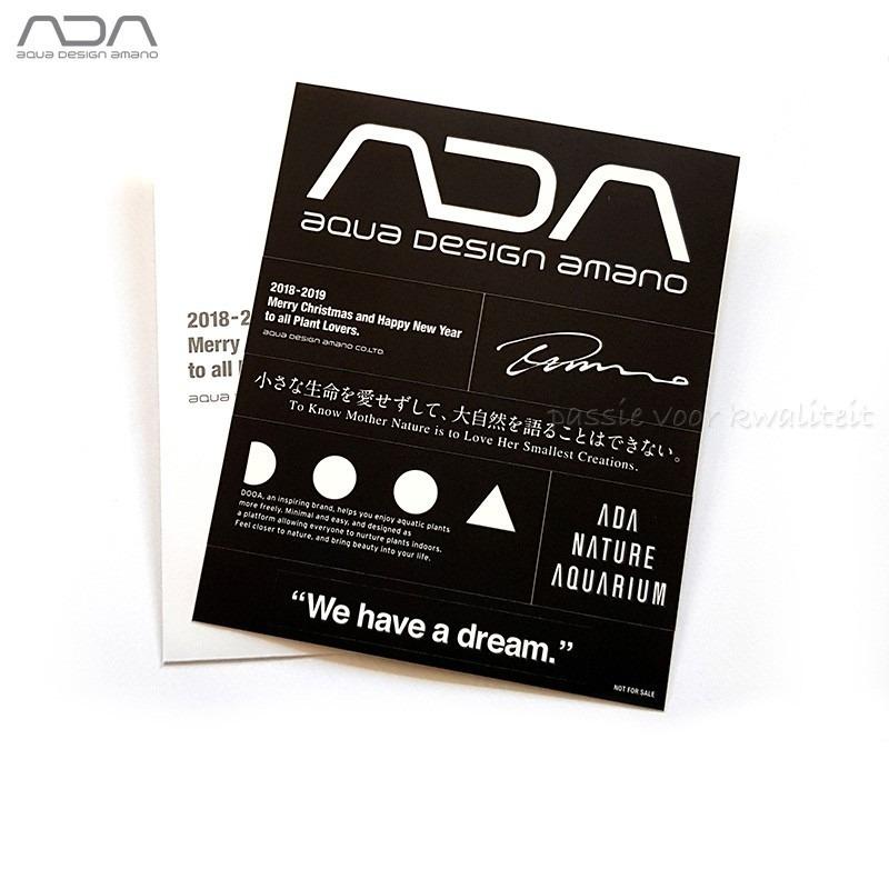 ADA Stickervel
