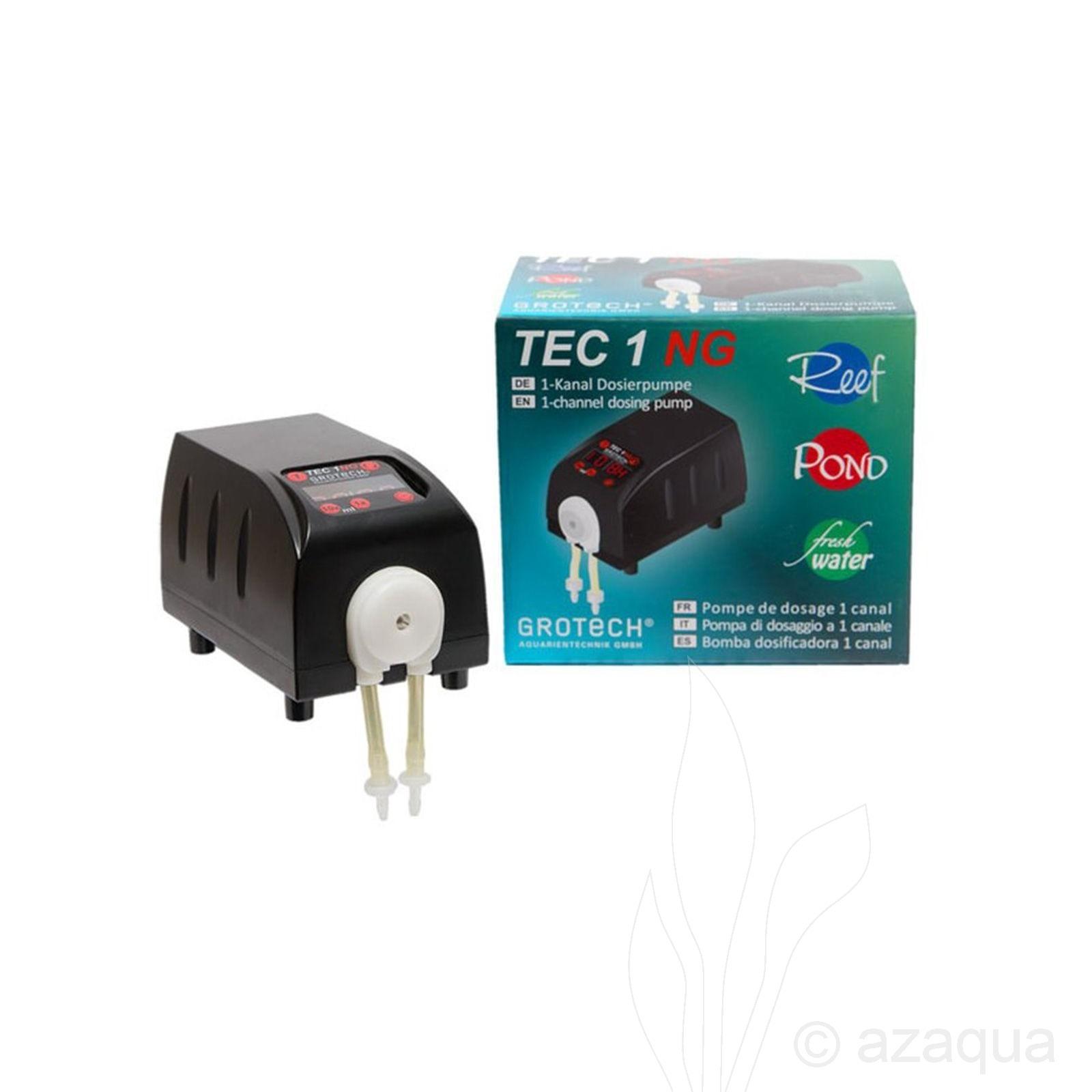 TEC 1 NG 1-kanaal doseerpomp