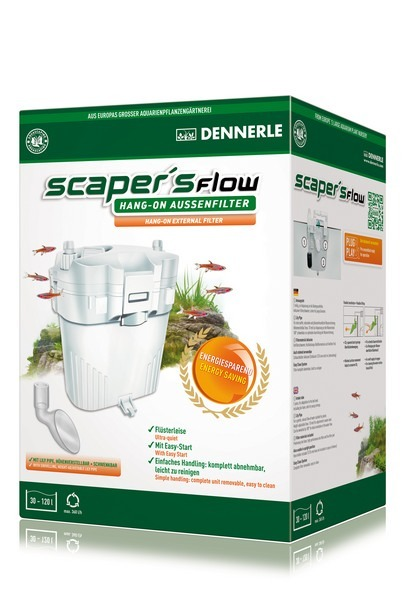 Dennerle Scaper's Flow hang-on filter