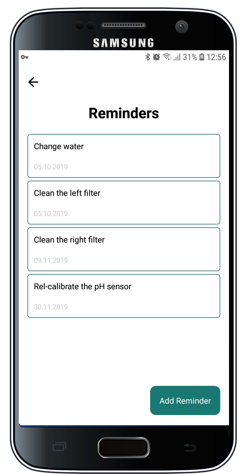 Intaqo reminder 2