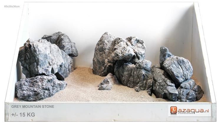 Grey Mountain Stone 1